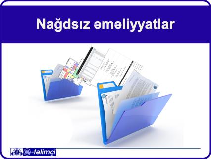 Nağdsız əməliyyatlar (E515)