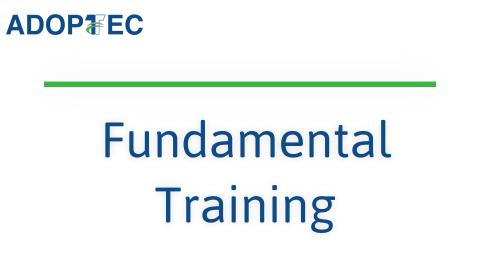Complete Software User Adoption Fundamentals (Course 1- 8) (2UA0000)