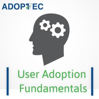 User Adoption Fundamentals 1: Shift in Focus (PRO UA0010)