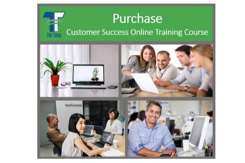 Customer Success Online Training Course (TT CS Complete)