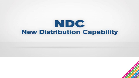 NDC (New Ditribution Capability)