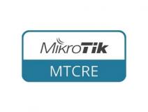 Mikrotik Certified Routing Engineer (MTCRE)