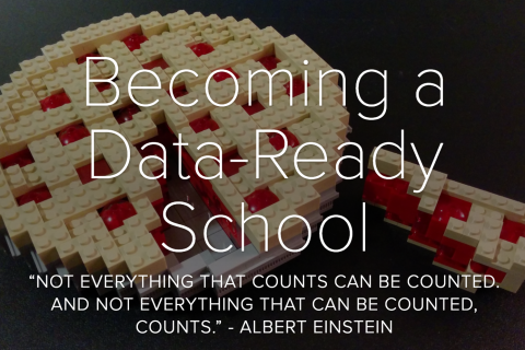 Becoming a Data-Ready School (DAL01)