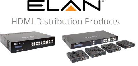 ELAN HDMI Distribution