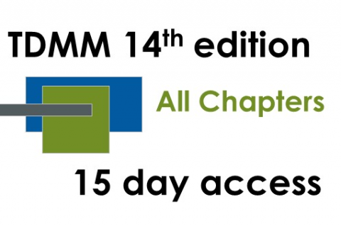 TDMM 14th edition All Chapters - 15 day access (14.15.TDMM)