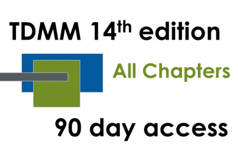 TDMM 14th edition All Chapters - 90 day access (14.90.TDMM)