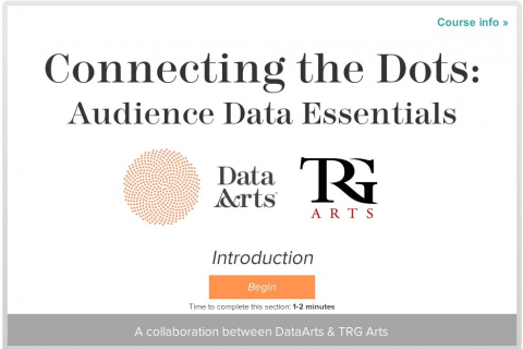 Connecting the Dots: Audience Data Essentials