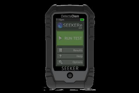 SEEKERe Operator Certification