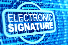 Intro to Electronic Signatures (2 Hs) (eSign01)