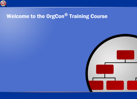 OrgCon Training Course
