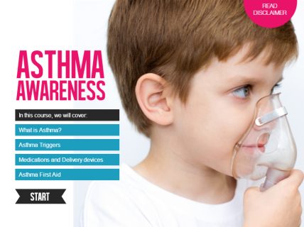 Asthma Awareness (AA0017)
