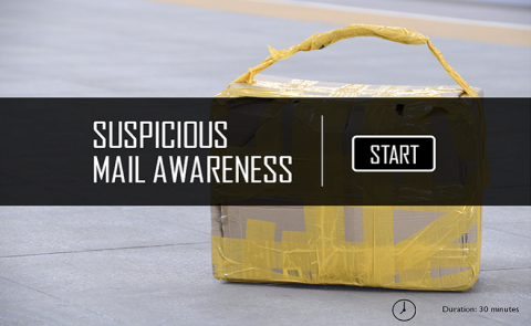 Suspicious Mail Awareness (SMA0017)