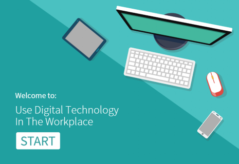Use Digital Technology in the Workplace (DTW0017)