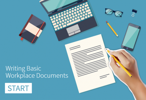 Writing Basic Workplace Documents (RWD0017)