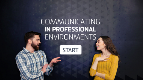 Communicating in Professional Environments (COMM0018)