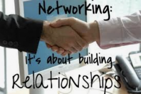 (Building Relationships & Networking)