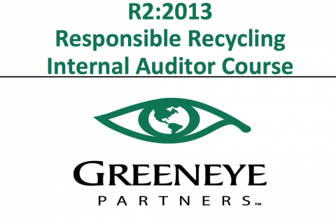 R2:2013 Internal Auditor Training