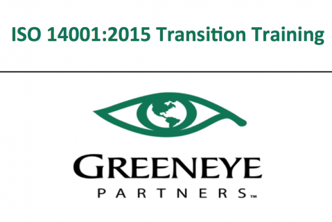 ISO 14001:2015 Transition Training