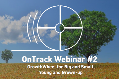 OnTrack #2: GrowthWheel for Big and Small, Young and Grown-Up, March 2017