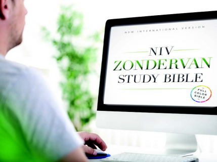 10 Minute Training: NIV Zondervan Study Bible (NIVZSB10-1)
