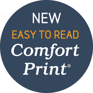 Comfort Print Bible Training