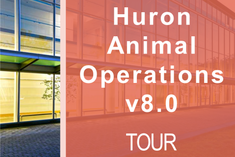 Huron Animal Operations v8.0 Tour (AOPsv8.0_101)