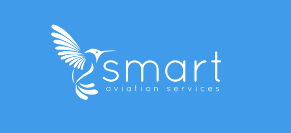 Smart aviation logo