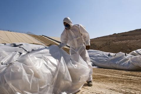 Fornyelseskurs i asbestsanering