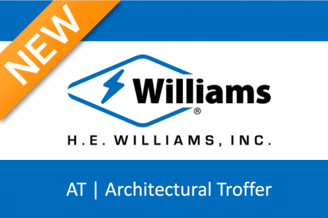 H.E. Williams | AT Architectural Troffer