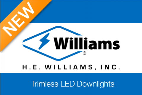 SESCO Featured Video | H.E. Williams | LED Downlight Collection