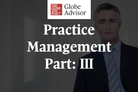 Practice Management Part III (LCIFGA009)