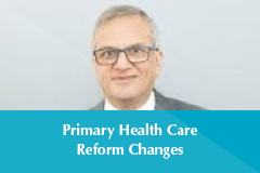 Understanding the Changes to Primary Health Reform and Health Care Home recorded presentation