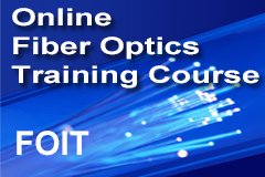 FOIT - Fiber Optics Installer Theory (FOIT)