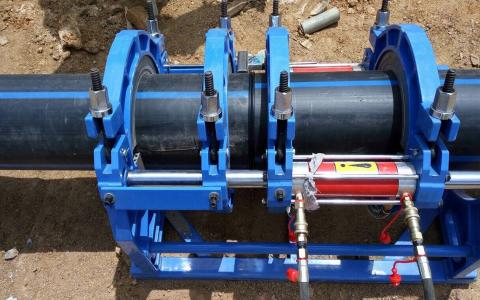 PMBWELD301 - Butt Weld Polyethylene Plastic Pipelines