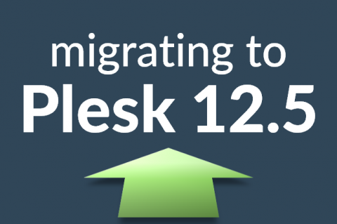 Migrating to Plesk 12.5