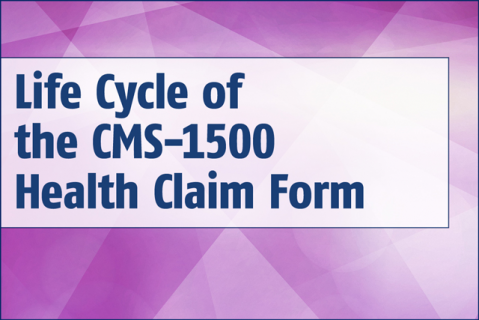 Life Cycle of the CMS-1500 Health Claim (004)