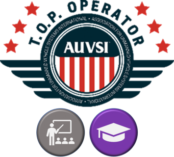 AUVSI Trusted Operator Program Functional Area (Training Provider) (PACI-TOP-6-A-008)