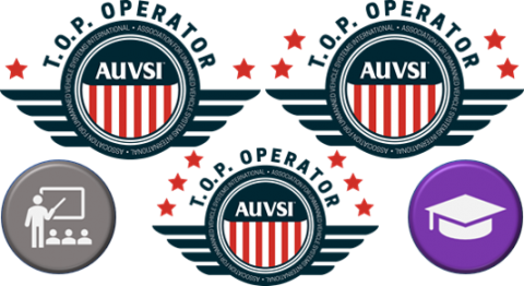 AUVSI Trusted Operator Program For Section 631 Applicants (PACI-TOP-6-A-000-631)