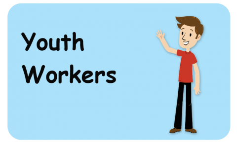 Healthy Dialogue with Parents and Youthworkers (Tips for Youth Workers) (HDE-104WA)
