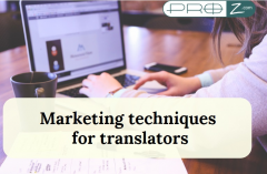 Marketing techniques for translators thumbnail