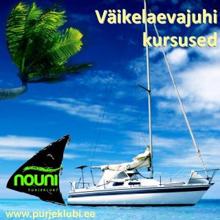 Väikelaevajuhi kursus (KKVLJ003)
