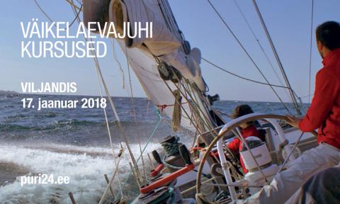 Väikelaevajuhi kursused VILJANDI (KKVLJ003-klooni-kloo)
