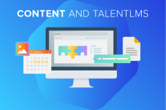 Content and TalentLMS