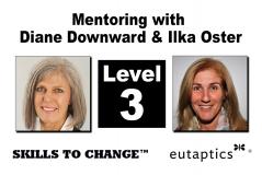 NOV - Level 3 Mentoring with Diane Downward & Ilka Oster - Nov. 9, 2021 - 2:00 am Central