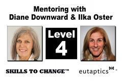 NOV - Level 4 Mentoring with Diane Downward & Ilka Oster - Nov. 9, 2021 - 3:00 am Central
