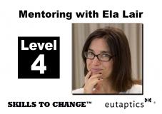 NOV - Level 4 Mentoring with Ela Lair - Nov. 9, 2021 - 1:30 pm Central