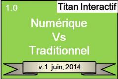 Le marketing numérique vs le traditionnel (TI-MN-001)