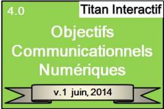 Objectifs communicationnels numériques (TI-MN-004)