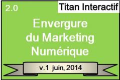 Envergure du marketing numérique (TI-MN-002)