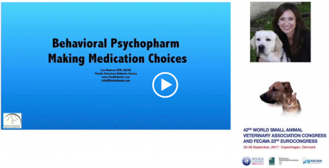 Behavioural Psychoharm - Making Medication Choices